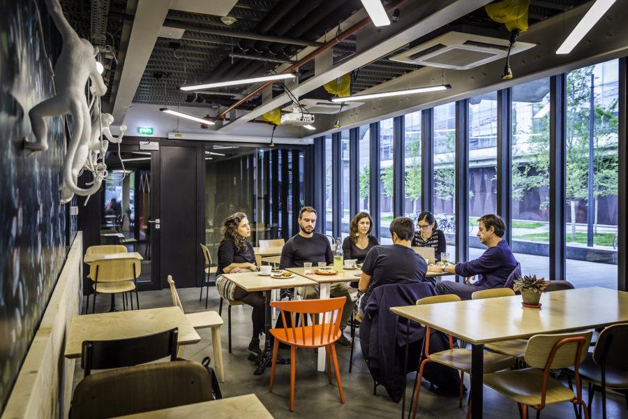 anticafé coworking réservation salle café paris