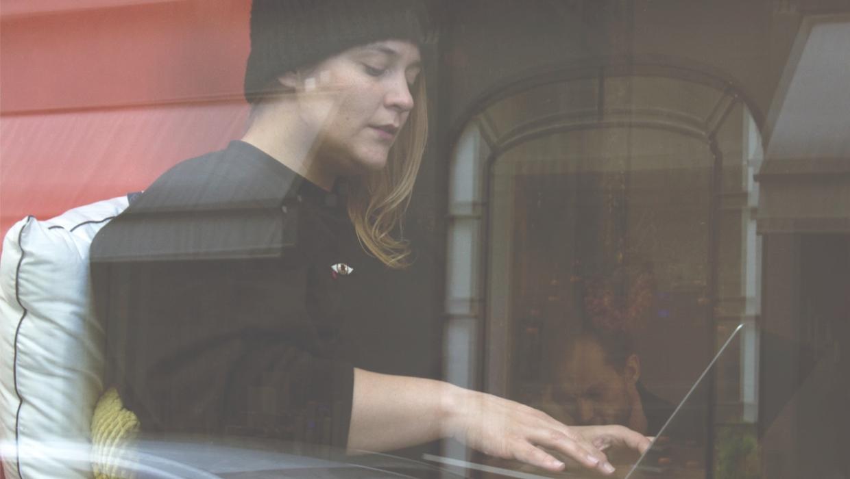 Interview de Candice, freelance à l'Anticafé