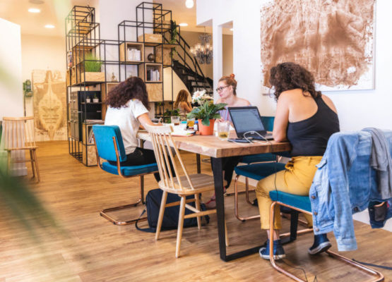 anticafé coworking café paris